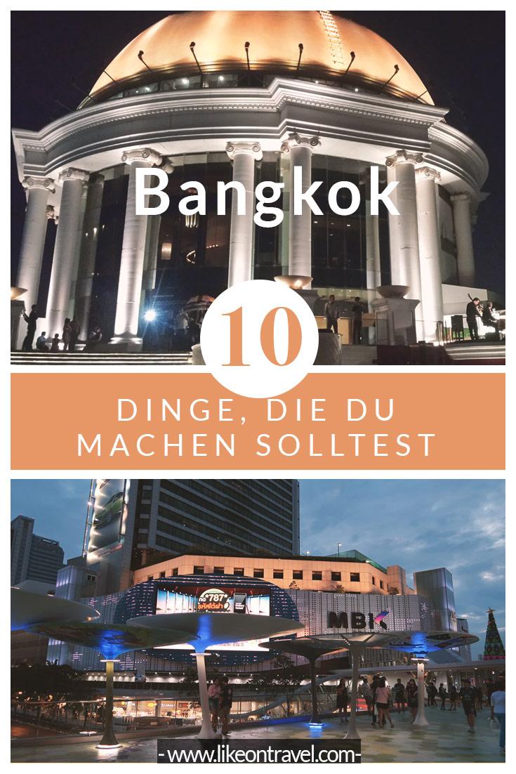 Die besten Tipps für Bangkok! #thailand #bangkok #hauptstadt #blog #highlights #tipps #sightseeing
