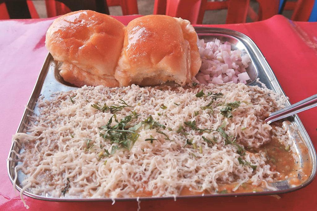 Mumbai Sehenswürdigkeiten - iss dich durch die indische Küche