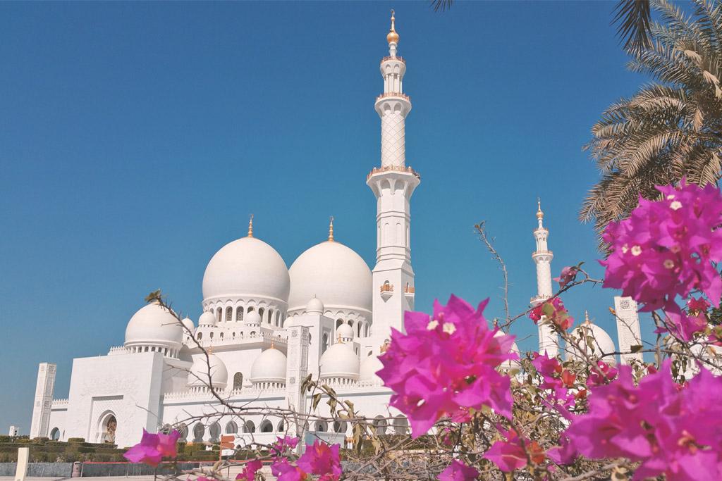 Reisetipps Dubai - Sheikh Zayed Mosque
