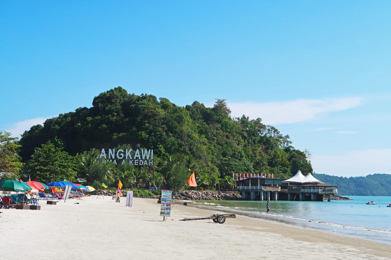Langkawi ist ein beliebtes Urlaubsziel für internationale Touristen
