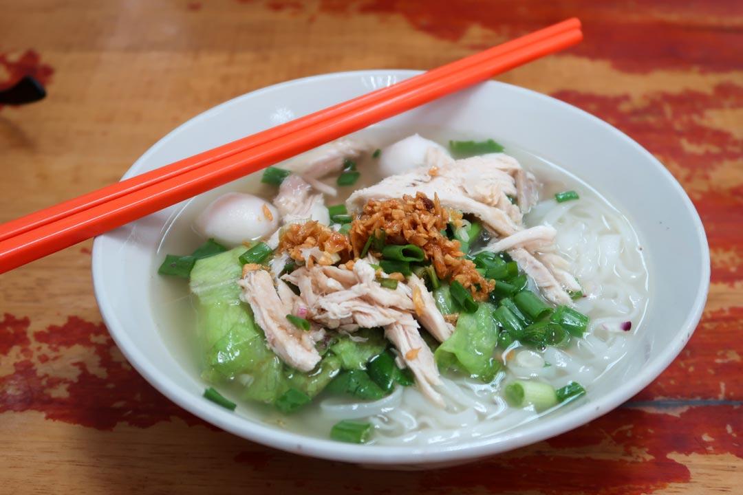 China prägte die malaysische Küche