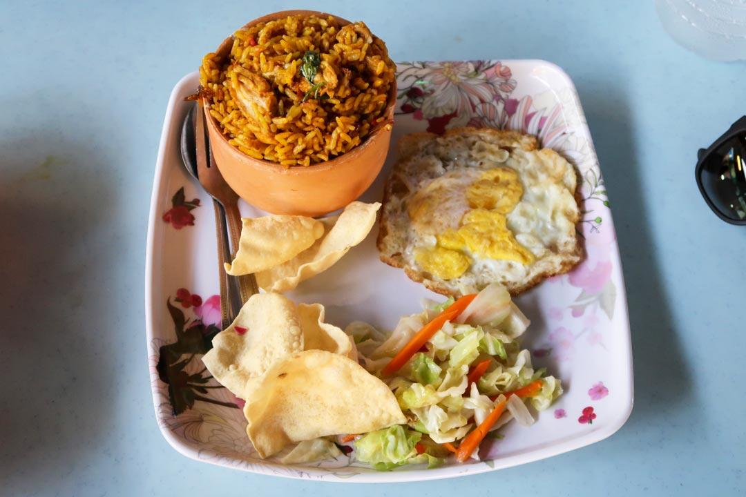 Indien hat die malaysische Küche geprägt