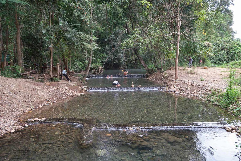 Pai nach Chiang Mai - Hot Springs 2.0