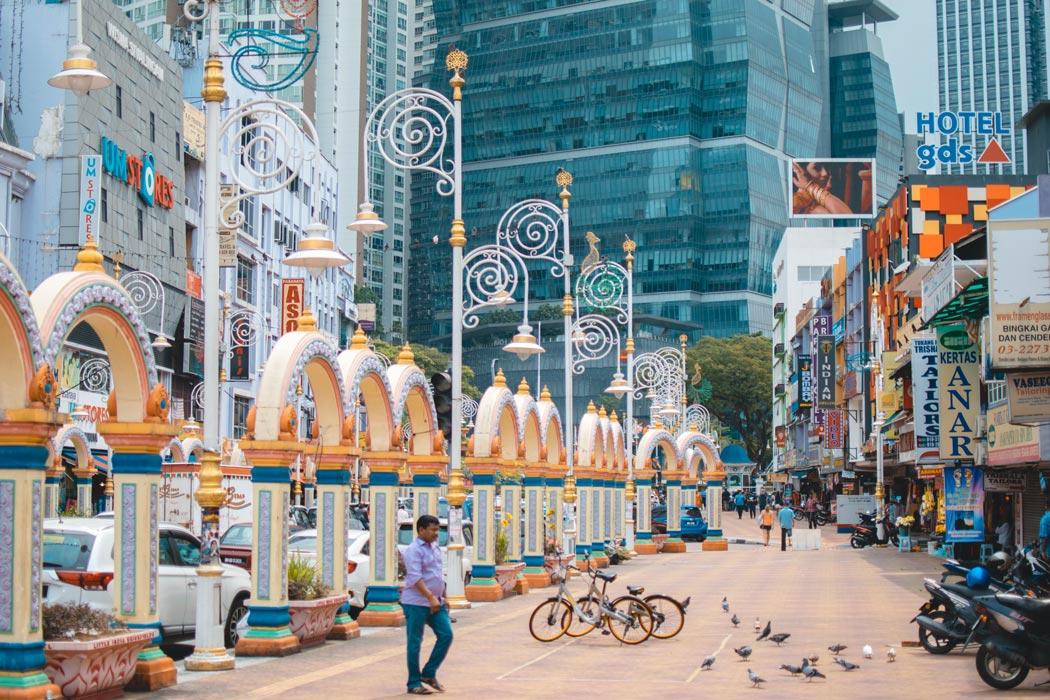 Little India in Kuala Lumpur
