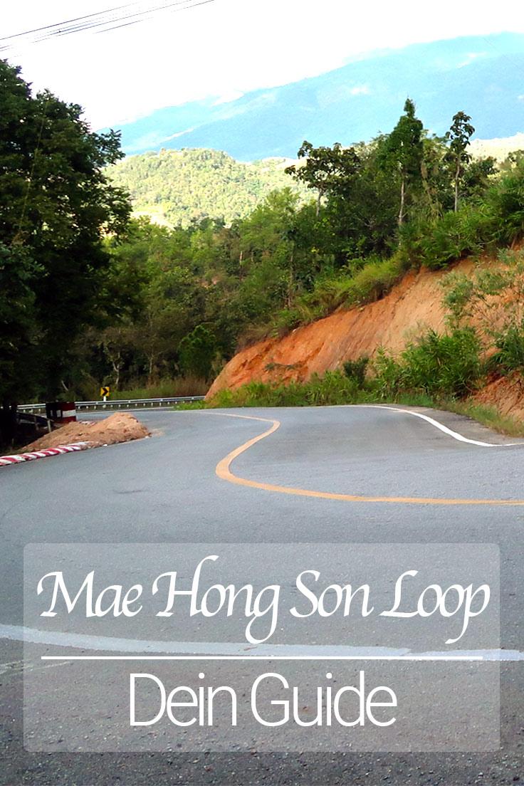 Der ideale Guide für deine Tour auf dem Mae Hong Son Loop! #thailand #nordthailand #maehongsonloop #motorrad #tour #guide #route #unterkünfte