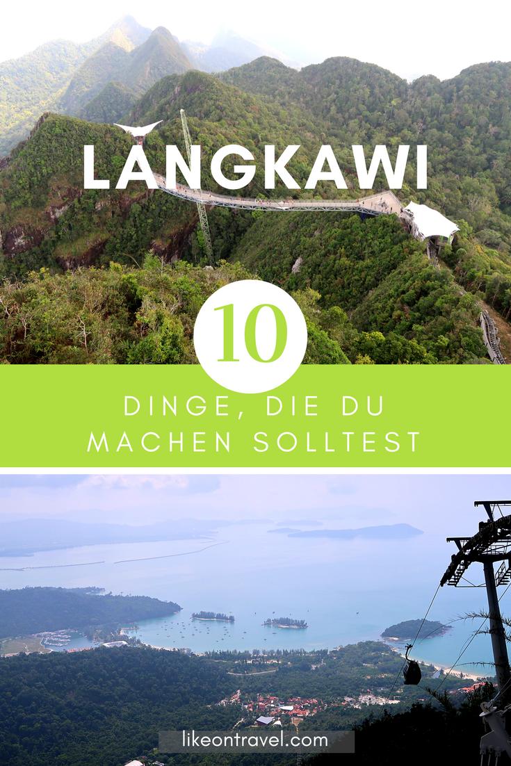 10 geniale Tipps für Langkawi, die du kennen musst! #reiseblog #blog #reisetipps #malaysia #likeontravel