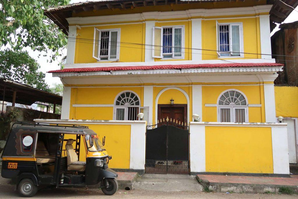 Hotel im Kolonialstil in Fort Kochi - likeontravel