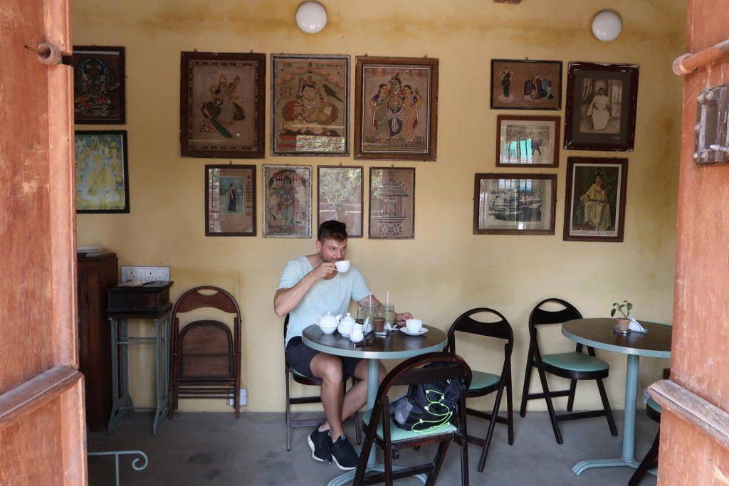 Tea House in Fort Kochi   Cochin - likeontravel