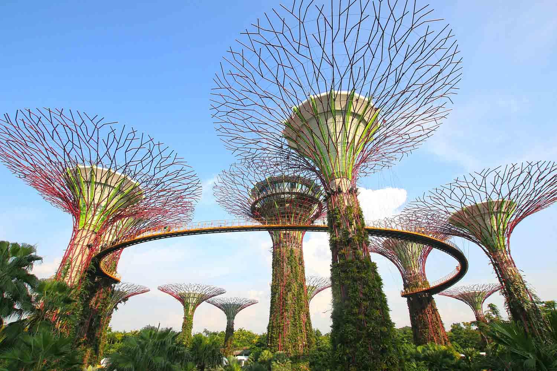 Singapur Sehenswürdigkeiten - 10 Dinge, die du machen solltest! #singapur #sightseeing #sehenswürdigkeiten #südostasien #highlights #tipps #topthingstodo