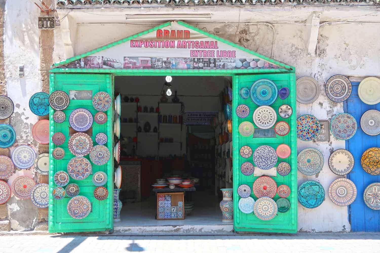 Essaouira Souvenier Shop