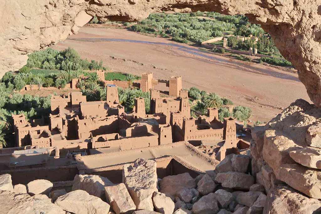 Ait Ben Haddou - Roadtrip Marokko likeontravel