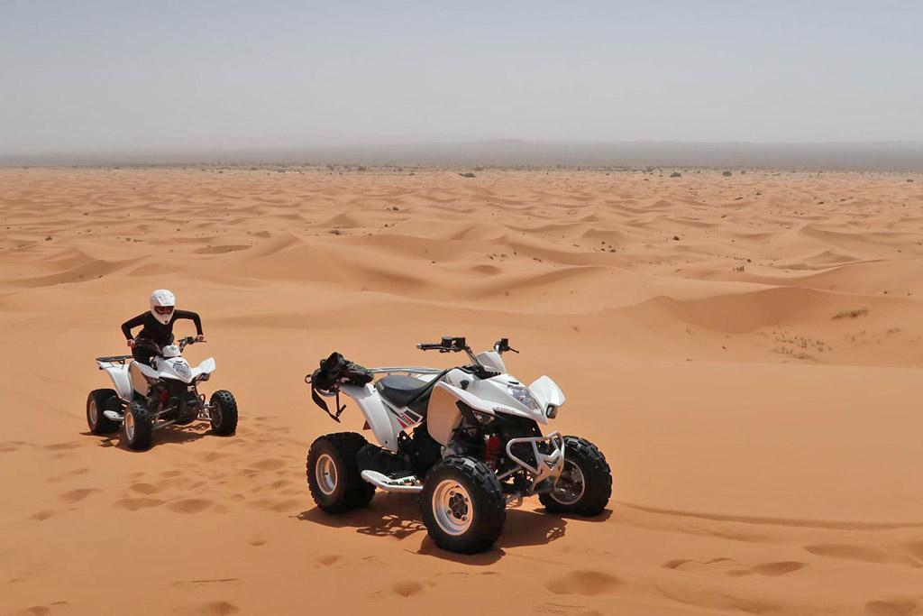 Sahara Wüste - Quadtour likeontravel