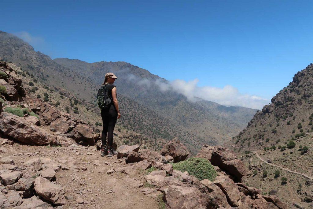 Atlas-Gebirge südlich von Marrakesch -likeontravel