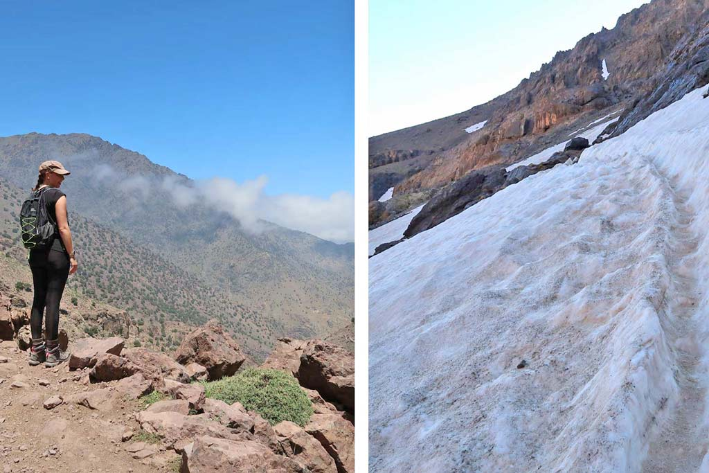 Mount Toubkal - Im Sommer heiß, im Winter verschneit - Wandern im Atlasgebirge - likeontravel