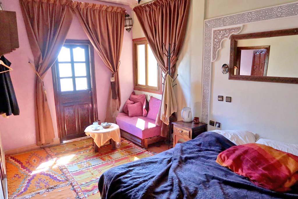 Unterkunft in Imlil - Wandern in Marokko - Riad Atlas Prestige -likeontravel