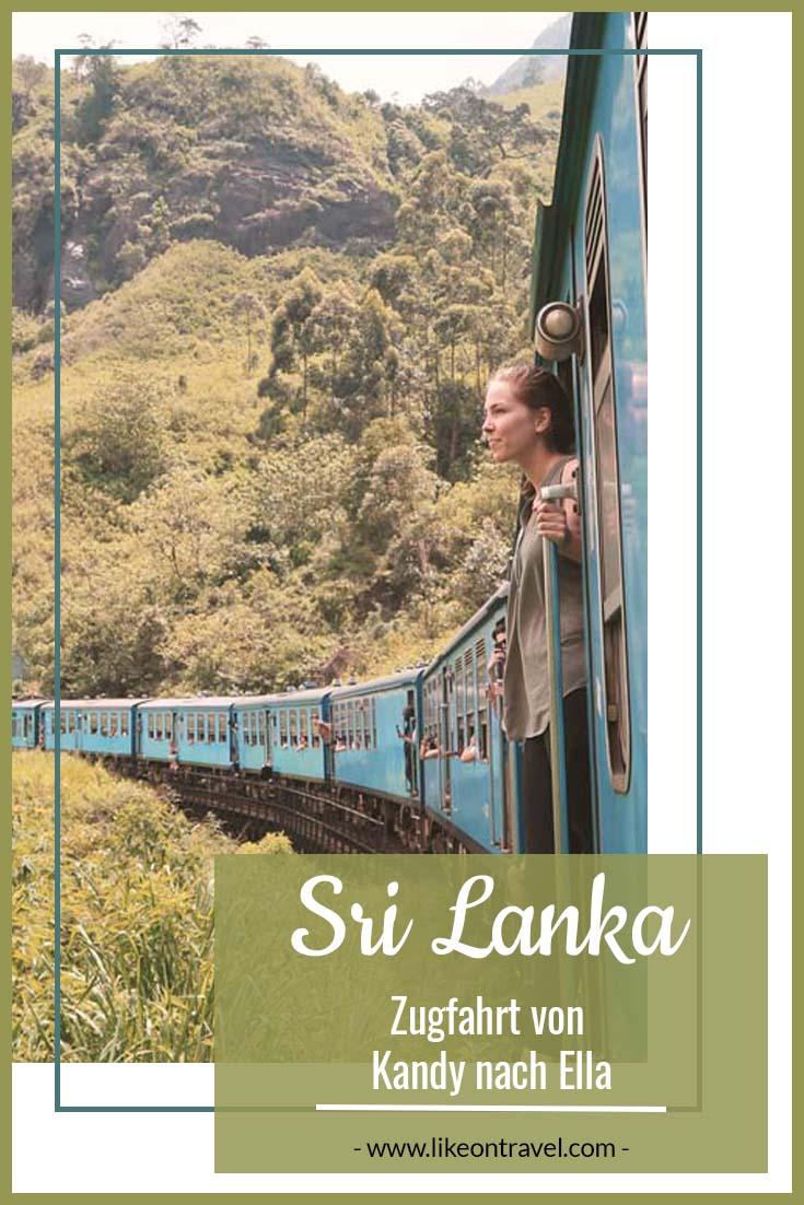 Verpasse auf keinen Fall die epische Zugfahrt von Ella nach Kandy! #srilanka #asien #urlaub #reise #highlights #tipps #zugfahrt #ellanachkandy #ticketkauf #sitzplatz #reiseblog #blog