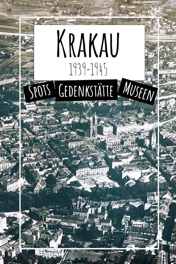 Krakau Sehenswürdigkeiten I Die 5 wichtigsten historischen Spots! #oskarschindler #schindlerjuden #gedenkstätte #auschwitz #zweiterweltkrieg #reiseblog #krakau #sehenswert #museum