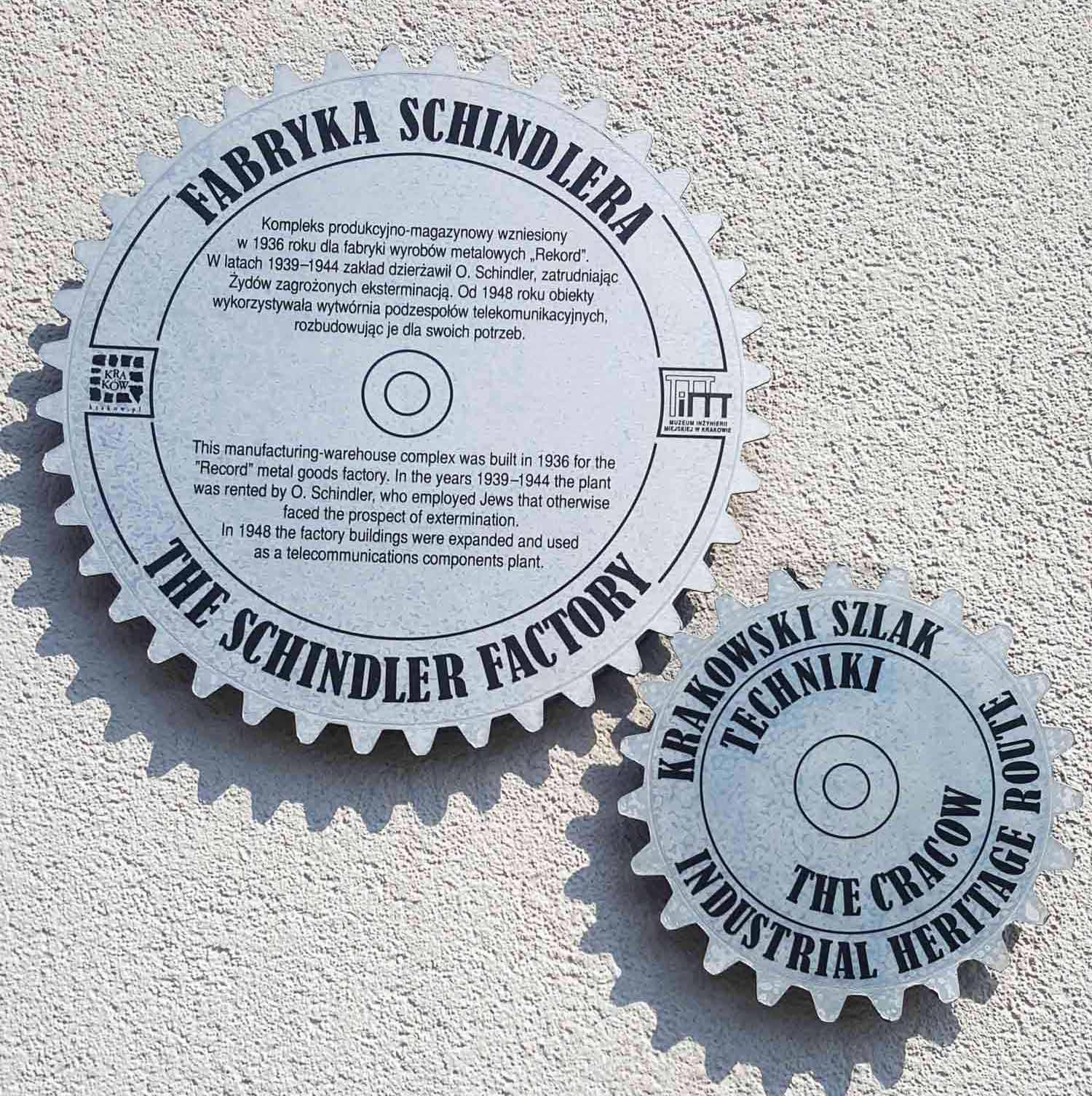 In Krakau kannst du die originale Emaillefabrik von Oskar Schindler besichtigen! #polen #krakau #museum #tipps