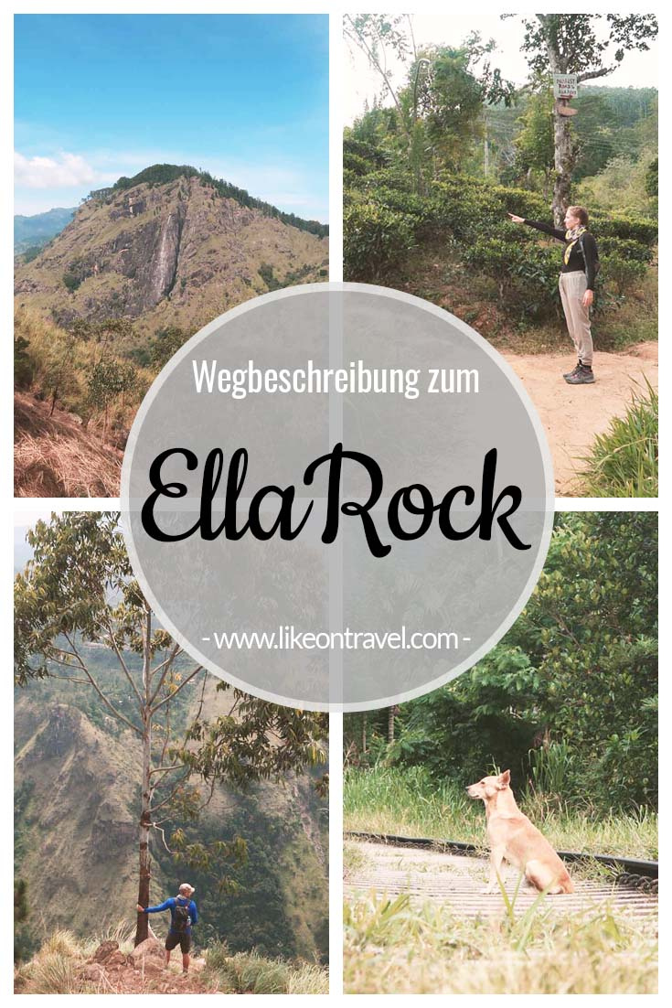 Die perfekte Wegbeschreibung zur Spitze des Ella Rock! #srilanka #asien #urlaub #ella #sightseeing #highlights #wanderung #route #wegbeschreibung