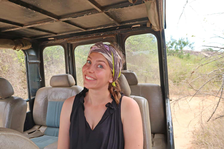 likeontravel auf Safari in Sri Lanka