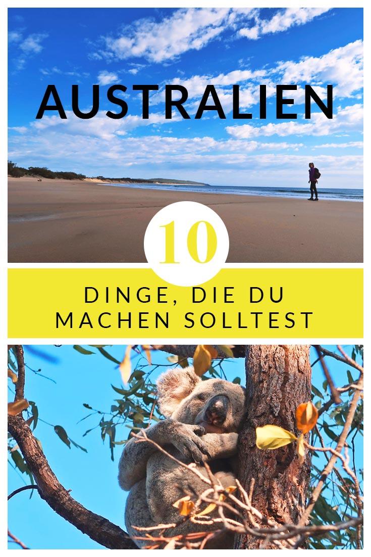 AUSTRALIEN OSTKÜSTE - die 10 schönsten Orte, die du sehen musst!