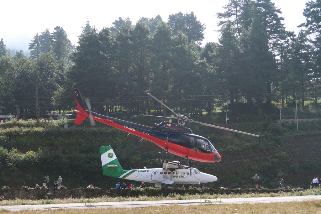 Everest Base Camp Trek Helicopter