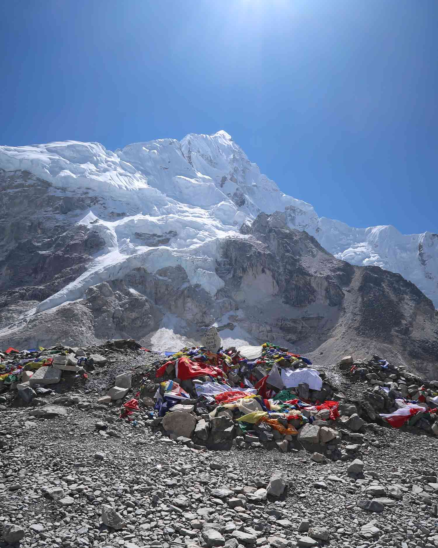 Everest Base Camp Trek Ziel - Likeontravel