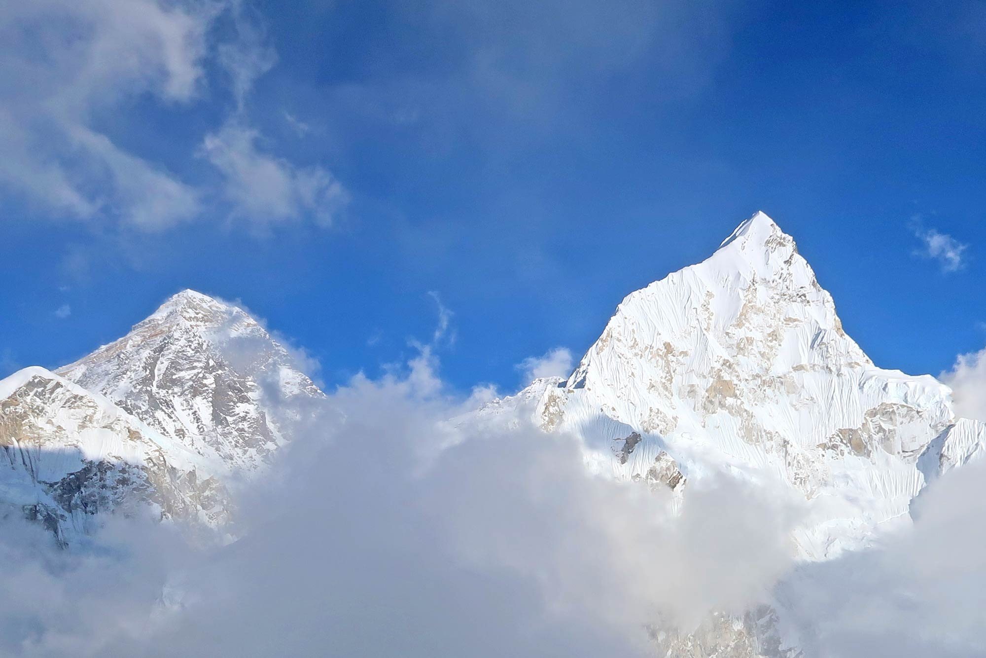 Der Mount Everest vom Kala Patthar - Likeontravel