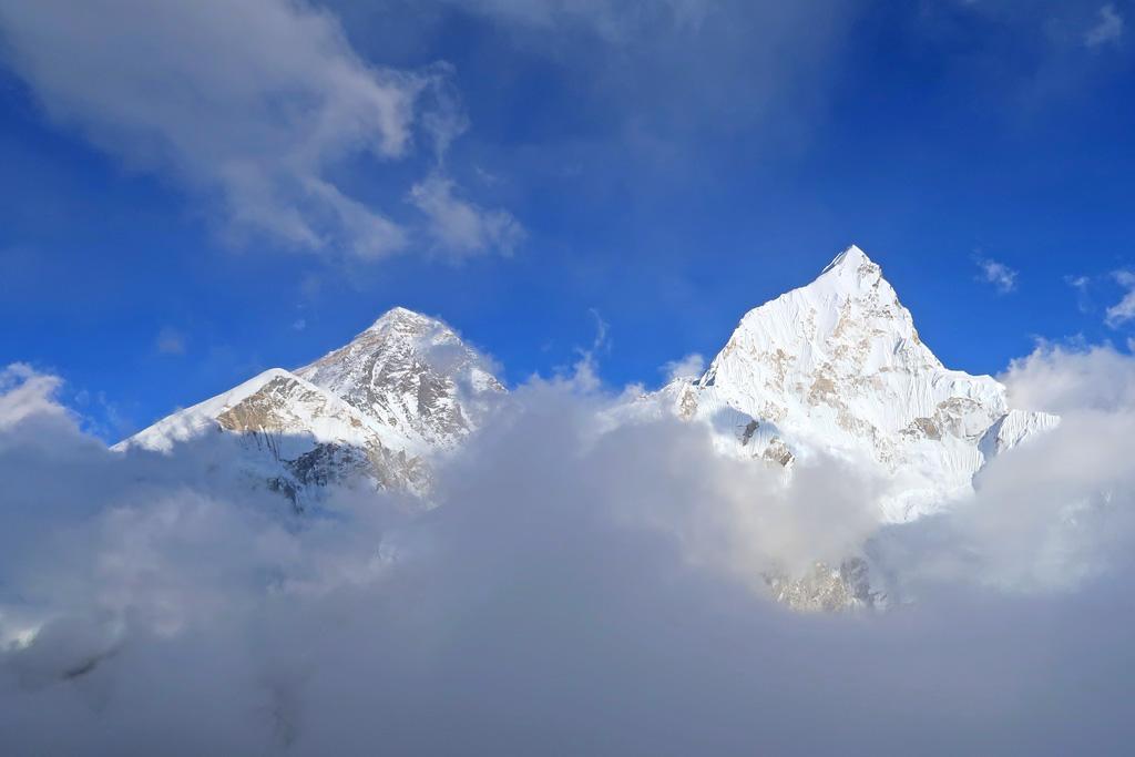 Mount Everest vom Kala Patthar auf 5545 Höhenmeter - EBCT - Likeontravel