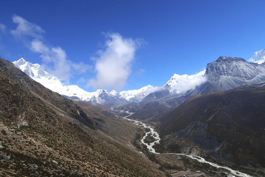 Periche nach Nangkartshang - Akklimatisierungstag auf dem Everest Base Camp Trek - Likeontravel