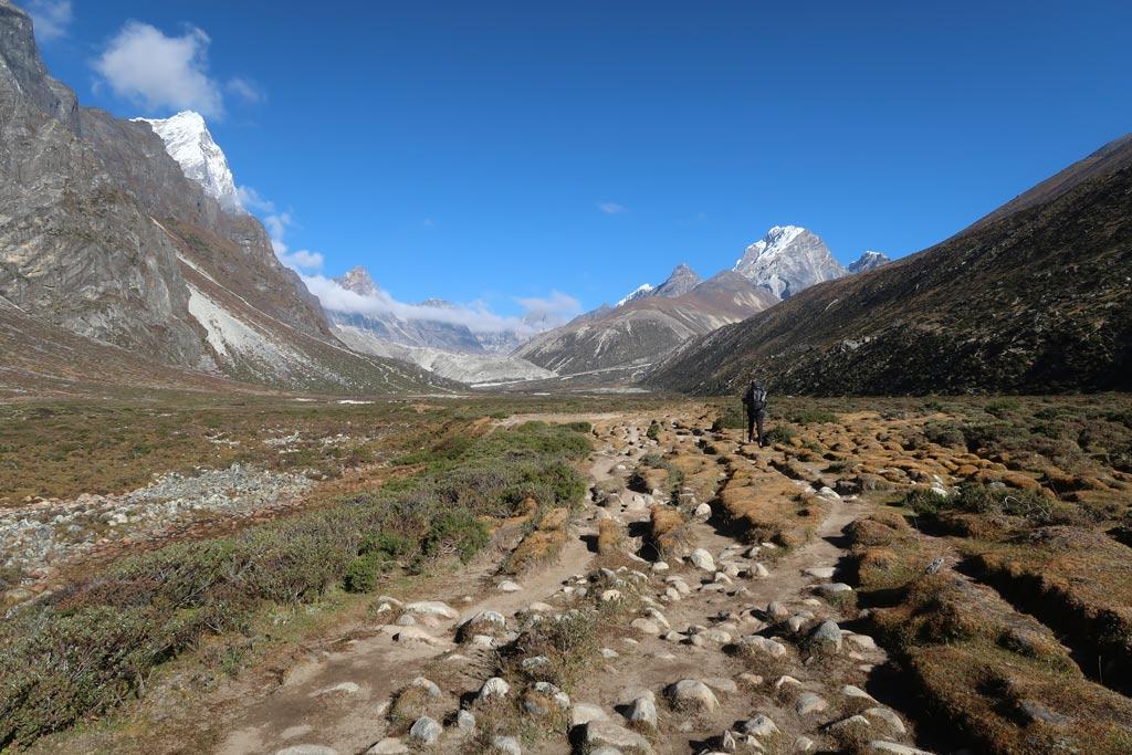 Periche nach Thukla - Everest Base Camp Trek - Likeotravel
