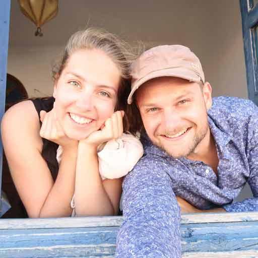 LikeOnTravel das Paar hinter dem Reiseblog