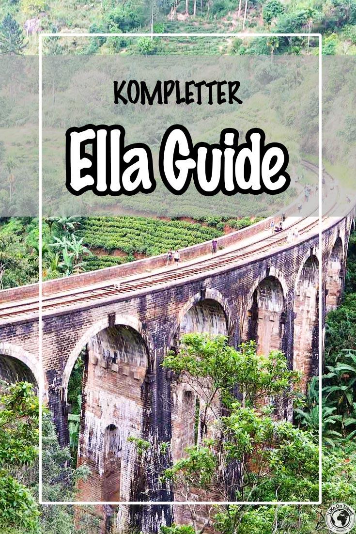 Die besten Tipps für Ella in Sri Lanka! #kompletterguide #reiseführer #srilanka #ella #ellatipps #reisetipps #reiseblog #blog #likeontravel
