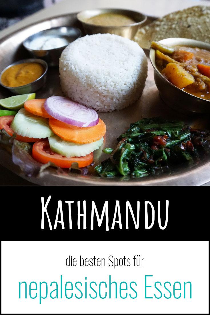 Nepalesisches Essen - kulinarische Tipps & Spots für Kathmandu! Nepal | Südostasien | Kathmandu | Reiseblog | nepalesisches Essen | Insidertipps | Nationalgericht