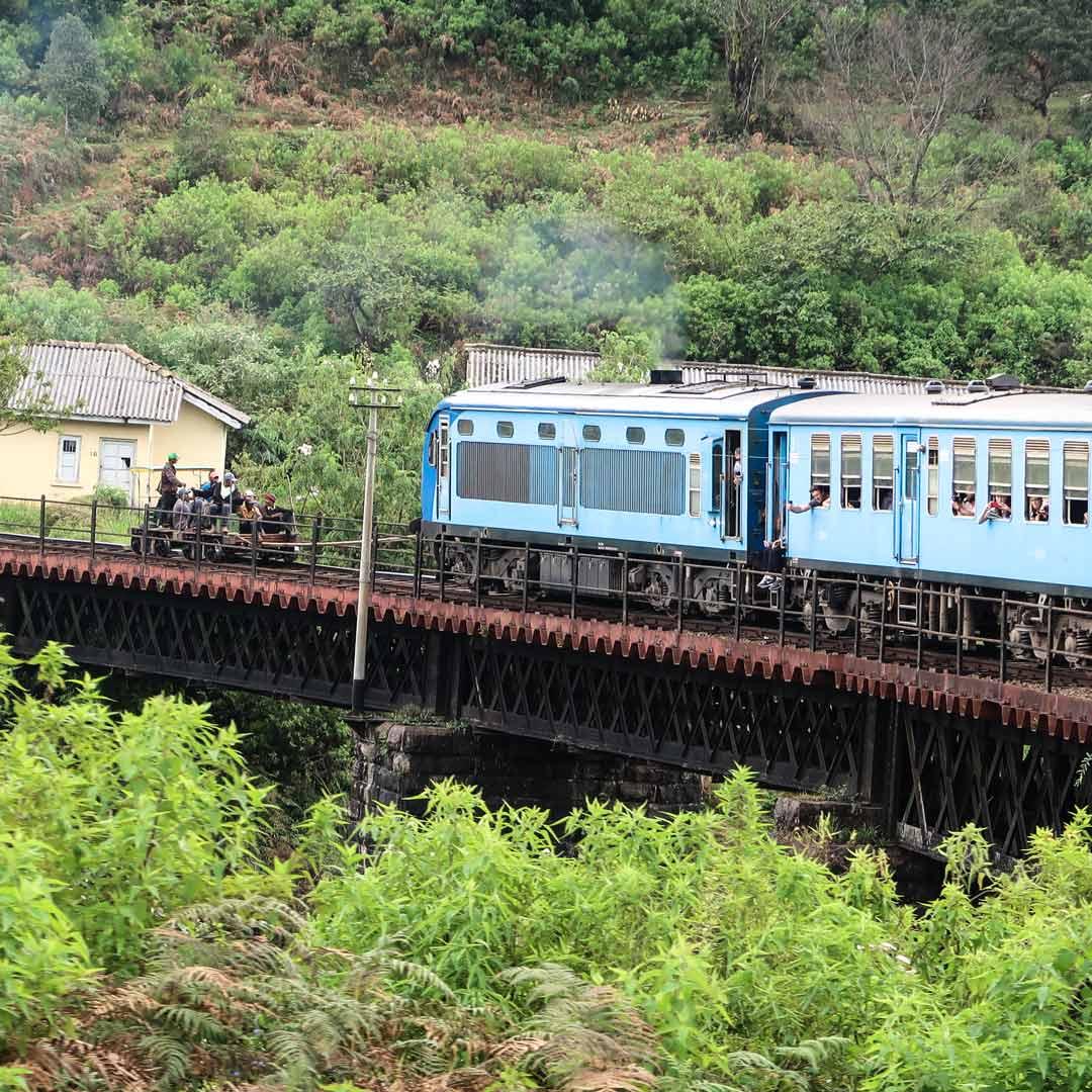 Sri Lanka Züge