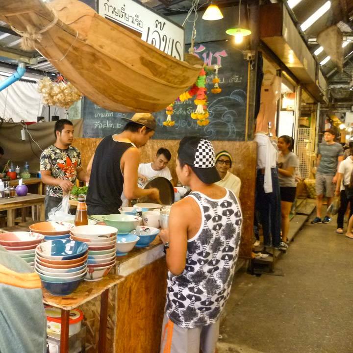 Chatuchak Market Booth