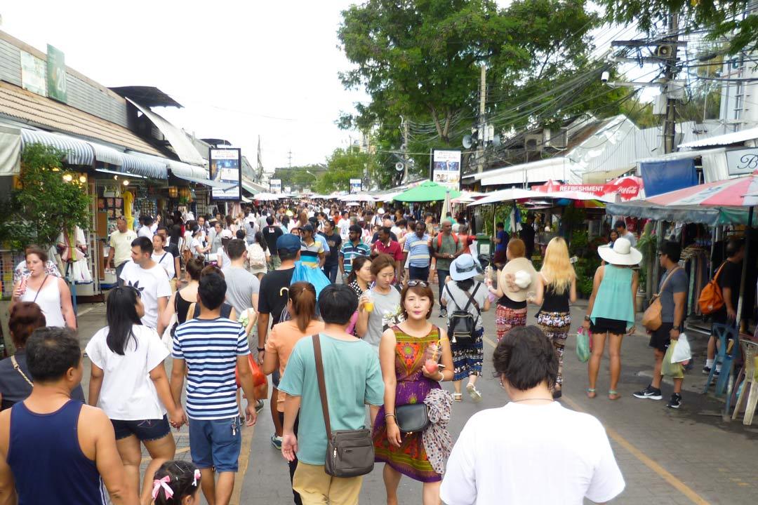 Chatuchak Market in Bangkok Reisetipps
