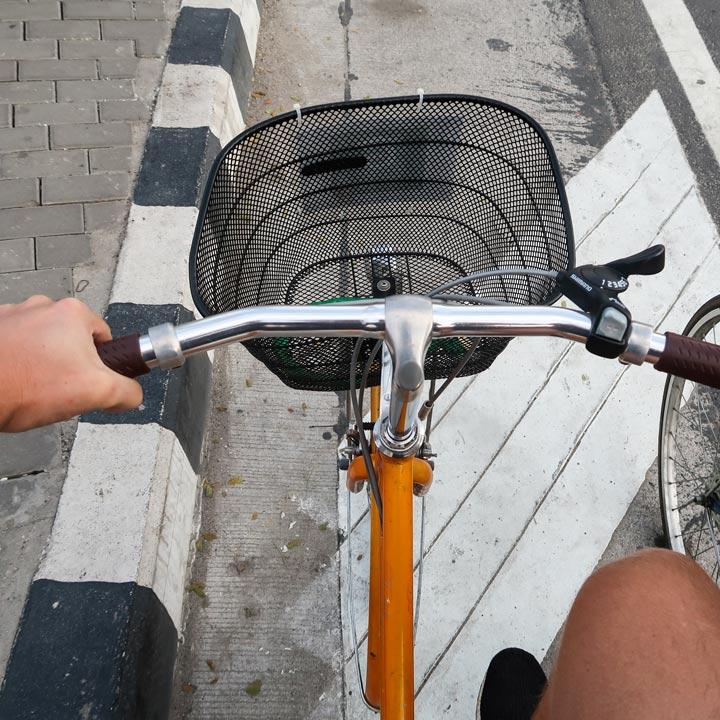 Chiang Mai Fahrrad leihen