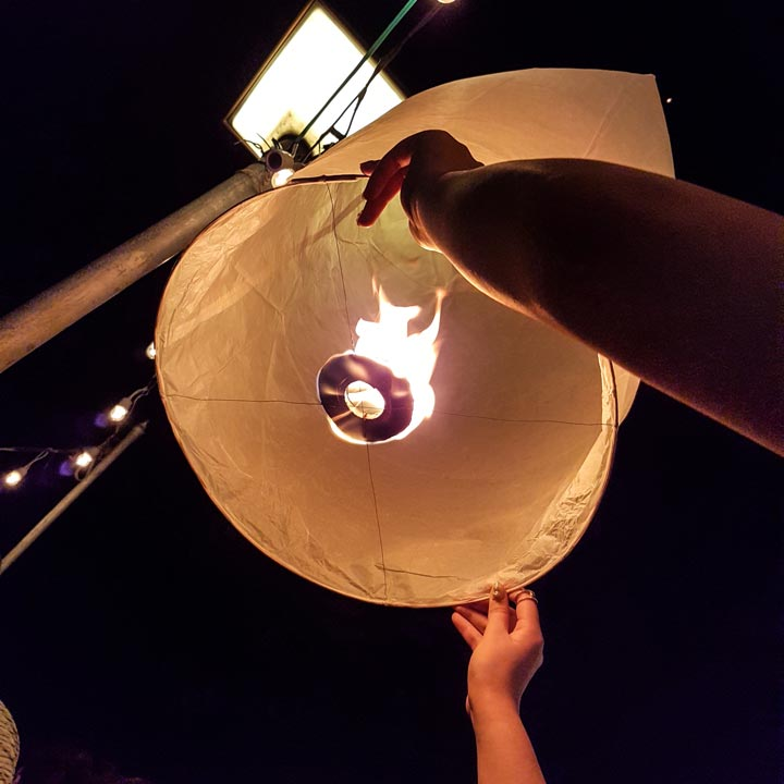 Chiang Mai Fest Loy Krathong