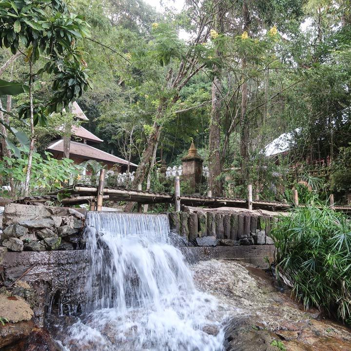 Chiang Mai Monk Trail