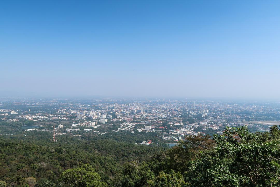 Doi Suthep Chiang Mai Sehenswürdigkeiten