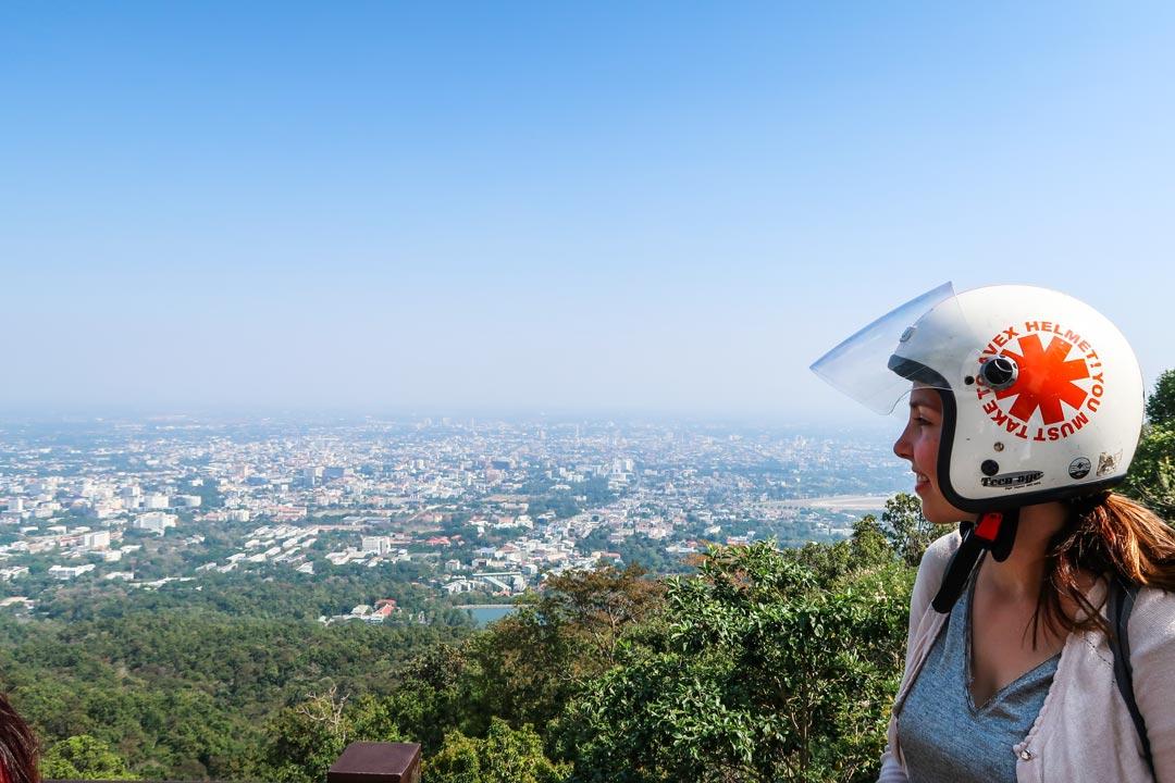 Chiang Mai Aussicht
