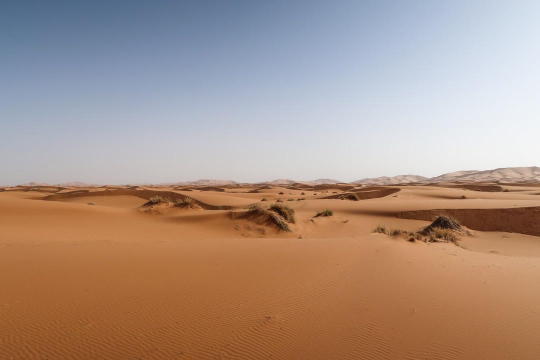 Marokko Wüstentour in Merzouga