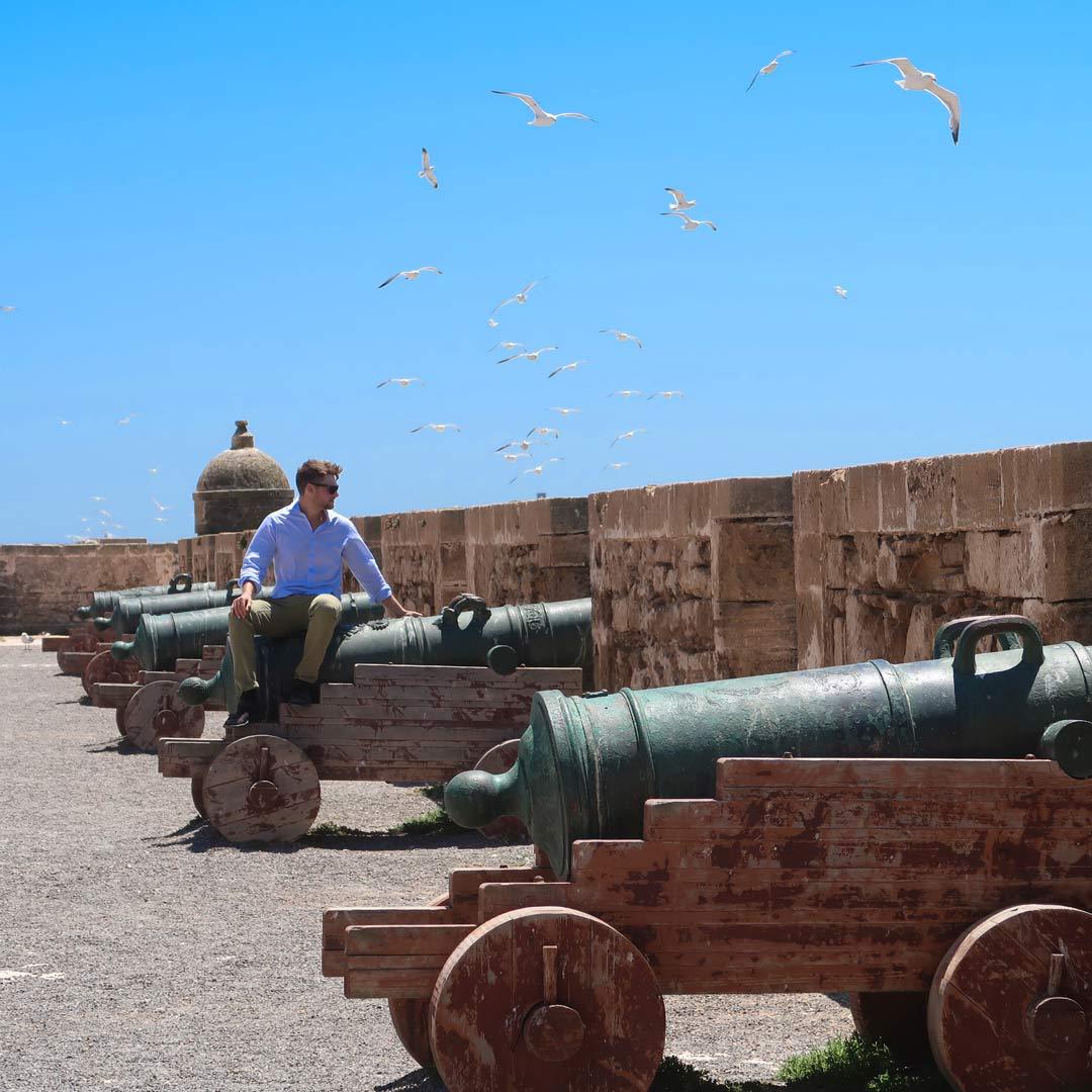 Sqala du Port d'Essaouira Sehenswürdigkeit