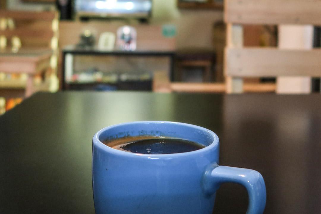 Momo la palpasa Kaffee