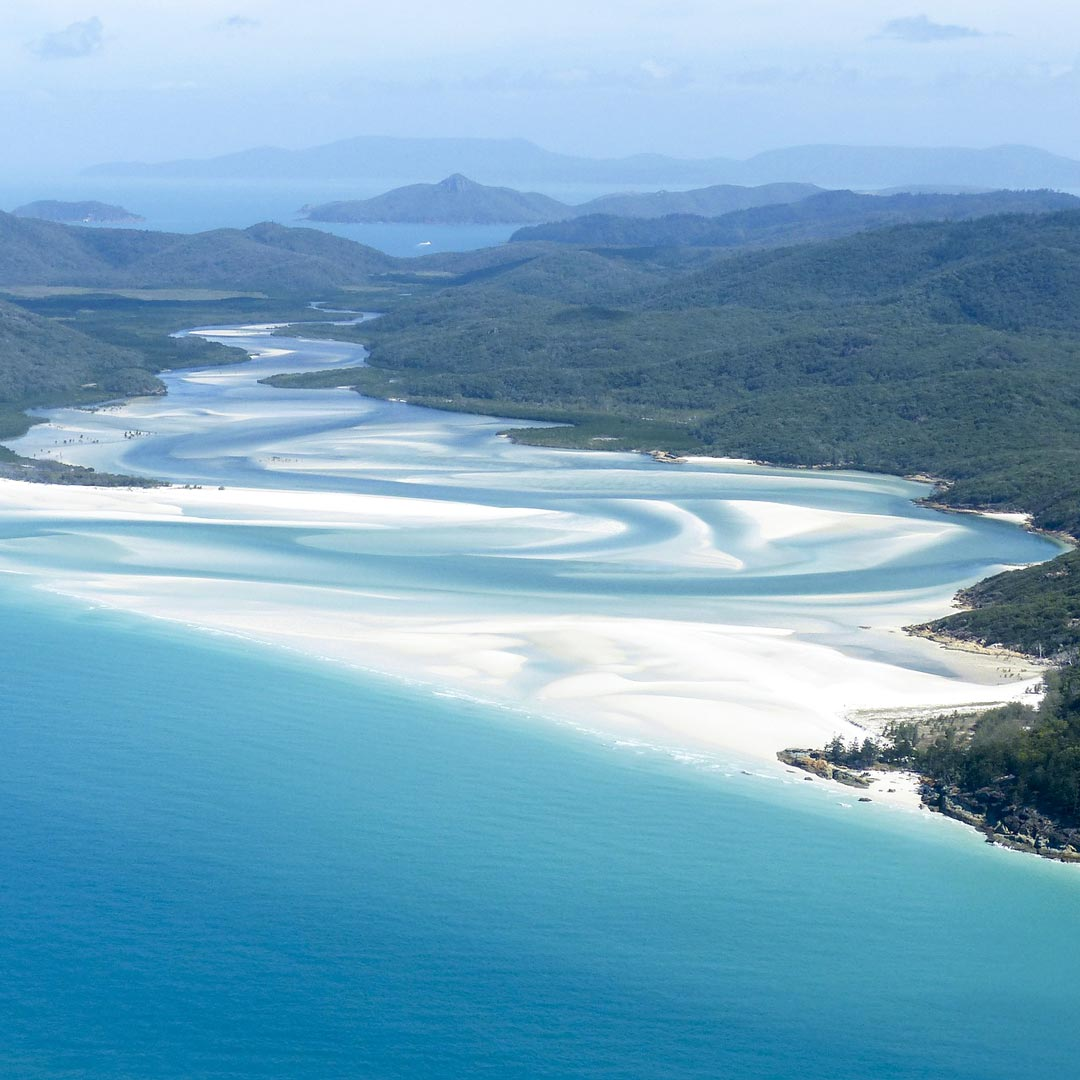 Whitsundays, das Paradies im Great Barrier Reef