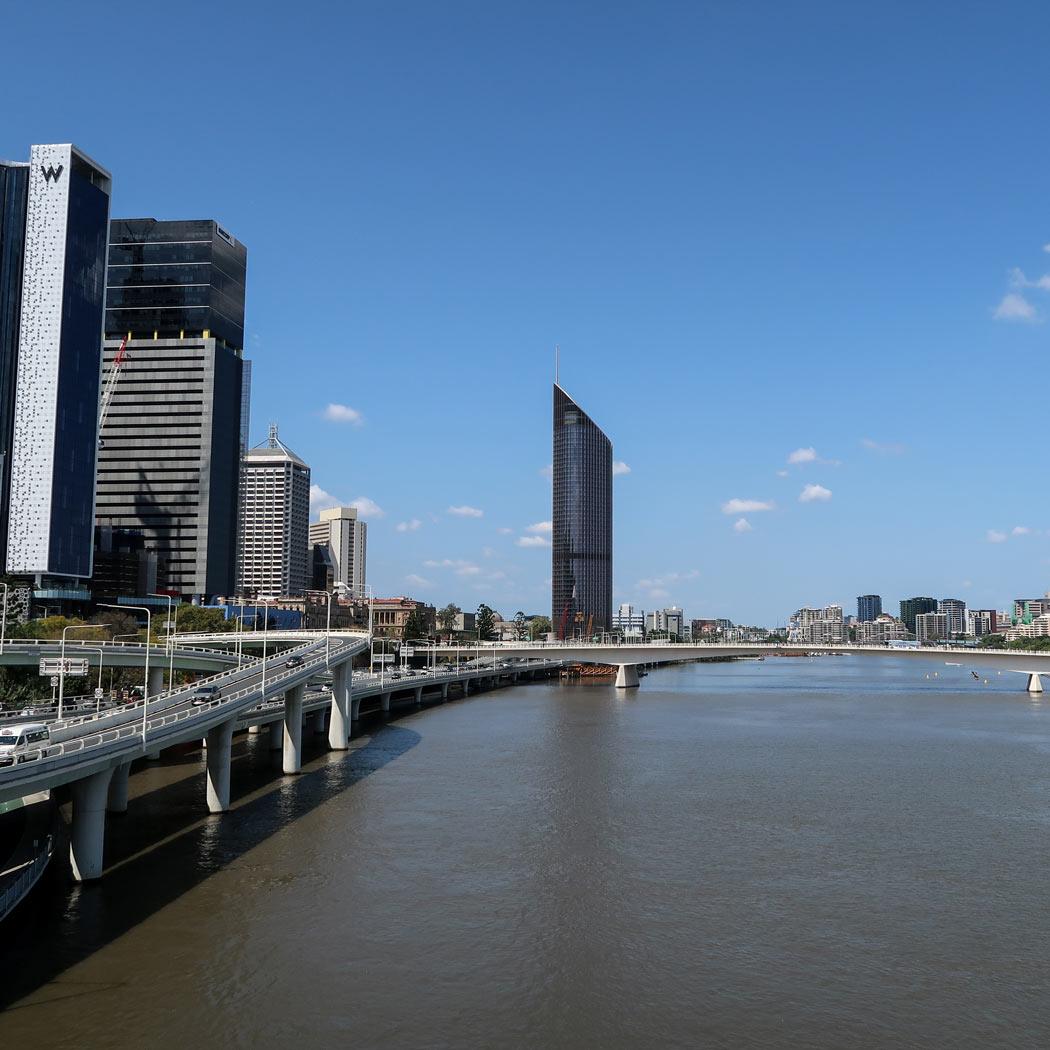 Brisbane Hochhäuser