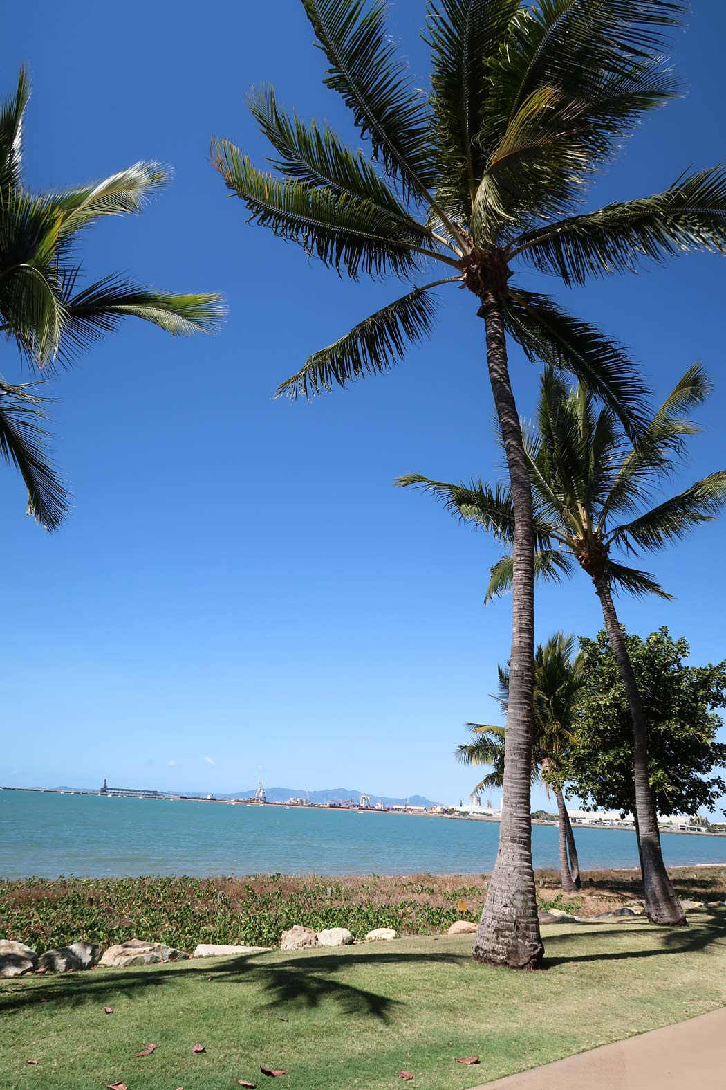 The Strand in Townsville