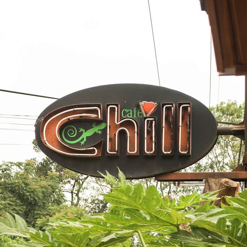 Chill Restaurant in Ella