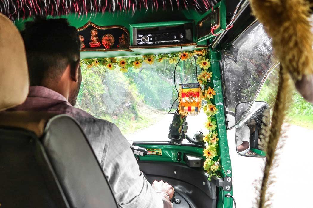 Ella Tuktuk Fahrer